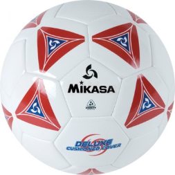 Mikasa SS50 Series Soccer Ball - Red