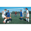 "12' ShootOut 2"" x 4"" Portable Aluminum Soccer Goals"