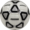 Brine Attack Soccer Ball (Black/White) - Size4